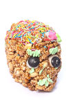 Candy skull Stock Photography