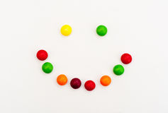 Candy smile Stock Photo