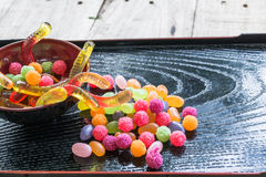 Candy Snack Royalty Free Stock Photography