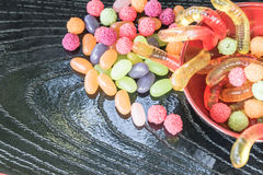 Candy Snack Stock Images