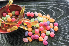 Candy Snack Stock Photo