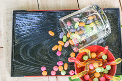 Candy Snack Stock Photography