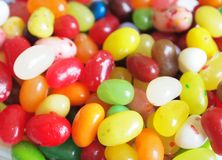 Candy. Some candies with different colors Stock Photography