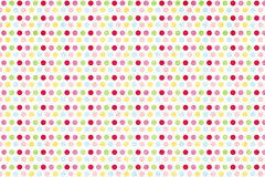 Candy spotted Textured Scrapbook Paper Royalty Free Stock Photos