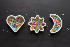Free Candy Sprinkles Royalty Free Stock Image - 36172776