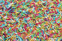 Candy Sprinkles Stock Images