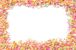 Candy Sprinkles Royalty Free Stock Images