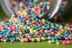 Candy Sprinkles Royalty Free Stock Image