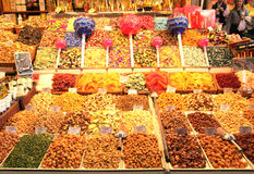 Barcelona Sweets Stock Photo