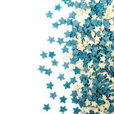 Candy stars Royalty Free Stock Photo