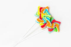 The candy stick Stock Photos