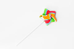 The candy stick Stock Images