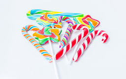 The candy stick Stock Photo