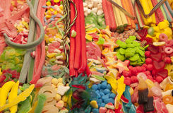 Candy store Stock Photography