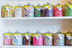 Candy store Royalty Free Stock Photography
