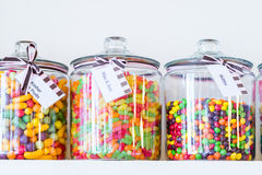 Candy store Royalty Free Stock Images