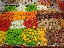 Candy Store-Leon Guanajuato Royalty Free Stock Image