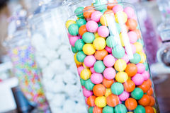 Candy store Royalty Free Stock Image