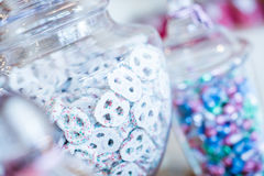 Candy store Stock Images
