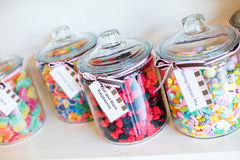 Candy store Royalty Free Stock Photos
