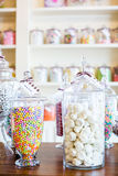 Candy store Stock Photos