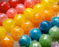 Candy Suckers Royalty Free Stock Image
