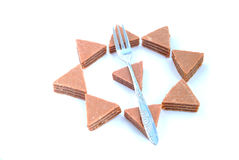 Candy, sweet cake Stock Photography