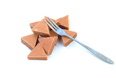 Candy, sweet cake Royalty Free Stock Photography