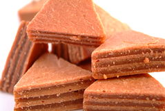 Candy, sweet cake Stock Image