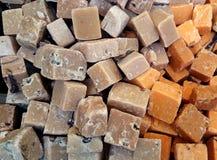 Candy sweet fudge Royalty Free Stock Photo