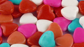 Candy Sweet Jelly Lolly and Delicious Sugar Dessert. Video stock footage
