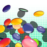 Candy sweet sweets chocolate Stock Photo