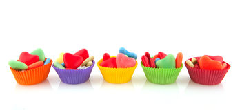 Candy sweets Stock Image