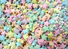 Candy and sweets. Colored candy and sweets for children Royalty Free Stock Images