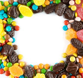 Candy and sweets stock photos
