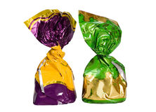 Candy sweets group Stock Photography