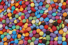 Candy Sweets Smarties Royalty Free Stock Photos