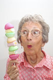 Candy treat stock images