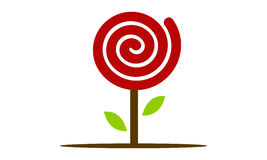 Candy Tree Logo Stock Images