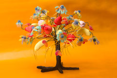 Candy Tree Stock Photography