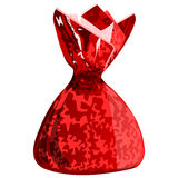 Candy in a wrapper Stock Photo