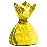 Candy in a wrapper Royalty Free Stock Images