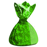 Candy in a wrapper Royalty Free Stock Photos