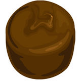 candy5巧克力 皇族释放例证