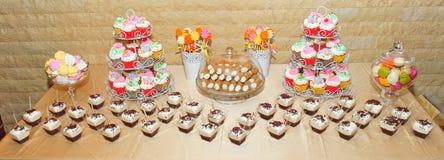 Candybar stockbild