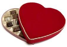 Candybox del velluto Fotografia Stock
