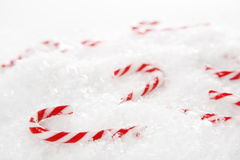 Candycanes Stock Image
