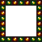 Candycorn Pattern Royalty Free Stock Photos