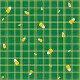 candycorn wzór pięć Zdjęcie Royalty Free