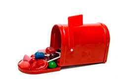 Candygram Lizenzfreies Stockfoto